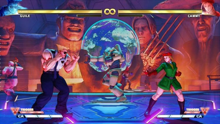 """Из Street Fighter V убрали навязчивую рекламу"""""""