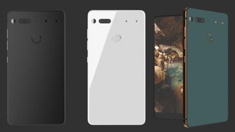 "Компания Энди Рубина прекращает производство и продажи смартфона Essential Phone"""