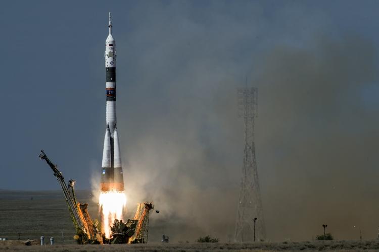 """Для запуска кораблей «Союз МС» планируется использовать ракету «Союз-2.1а»"""""""