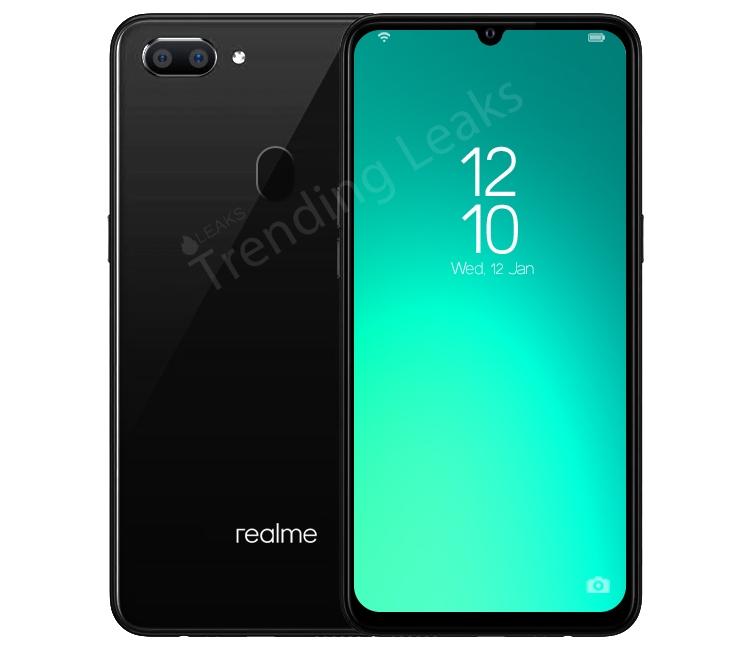"""Основой смартфона Realme A1 послужит процессор MediaTek Helio P70"""""""