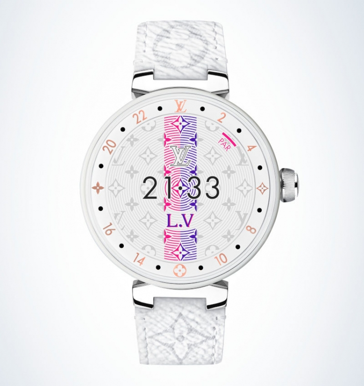 """Смарт-часы модного дома Louis Vuitton получили новый чип Qualcomm"""""""