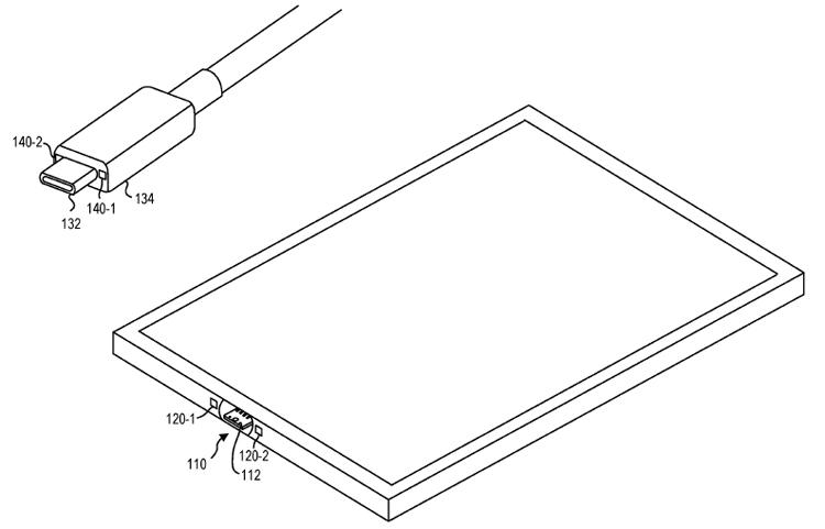 """Планшеты Microsoft Surface могут получить магнитный коннектор USB Type-C"""""""