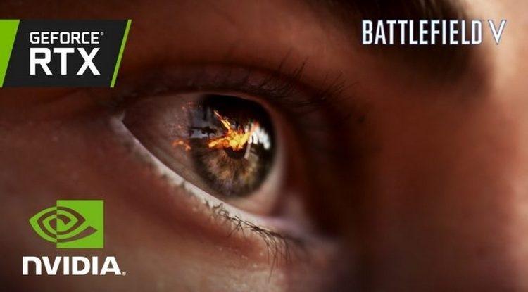 """Battlefield V получит поддержку сглаживания DLSS, которое улучшит работу трассировки лучей"""""""