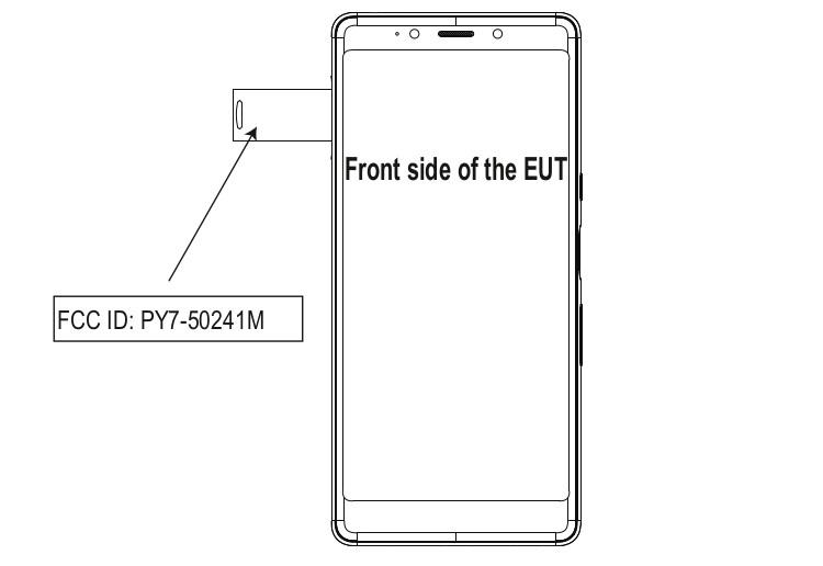 """Смартфон Sony Xperia L3 показался на сайте регулятора"""""""