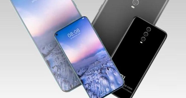 """Смартфону Xiaomi Mi A3 приписывают наличие «дырявого» экрана и тройной камеры"""""""