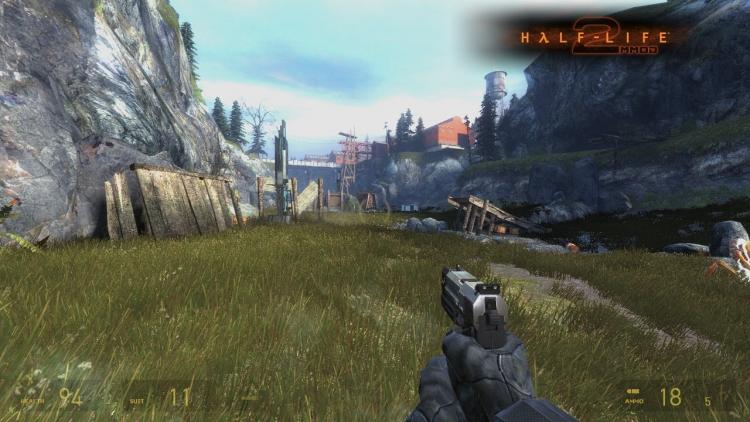 """Модификация Half-Life 2: MMod вышла после 9 лет разработки"""""""