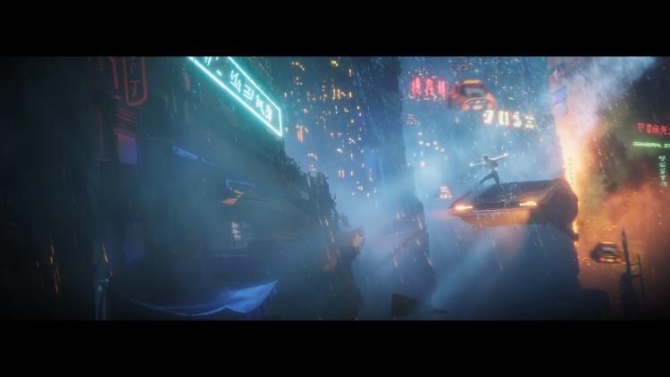 """Стильный киберпанковый платформер The Last Night испытывает юридические и финансовые проблемы"""""""