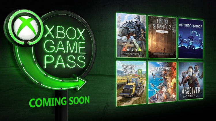 Xbox Game Pass в январе: Life is Strange 2, Absolver, Just Cause 3, Ark: Survival Evolved и другие""