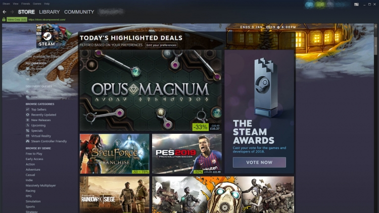 Steam больше не будет поддерживать Windows XP и Vista""