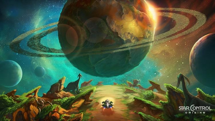 """Star Control: Origins удалили из Steam и GOG из-за обвинения в нарушении авторских прав"""""""