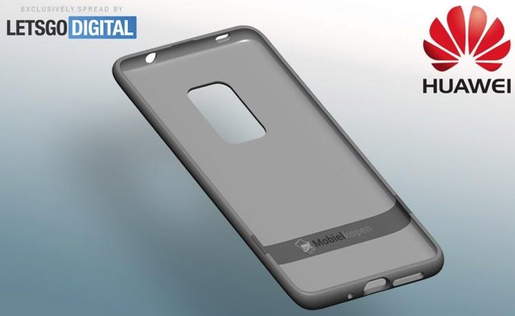 """Huawei может оснастить флагманский смартфон пентакамерой"""""""