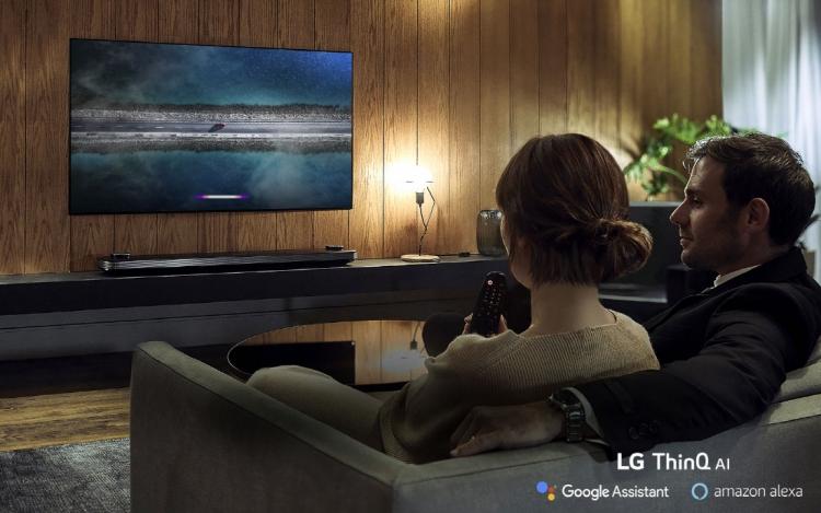 "LG представила телевизоры 4K OLED 2019 года с поддержкой HDMI 2.1"""