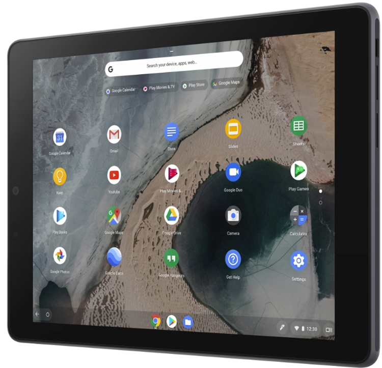 CES 2019: Планшет ASUS Chromebook Tablet CT100 получил экран QXGA""