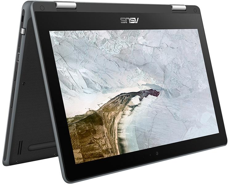 Ноутбуки ASUS Chromebook C204, Chromebook C403 и Chromebook Flip C214