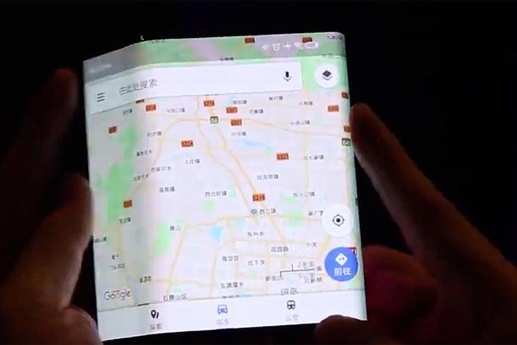 """Видео дня: Xiaomi готовит складывающийся втрое смартфон?"""""""