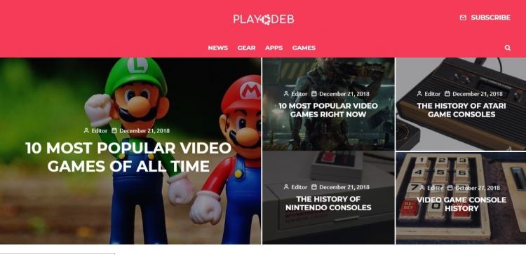 """Репозитории GetDeb.net и PlayDeb.net вернулись к работе"""""""