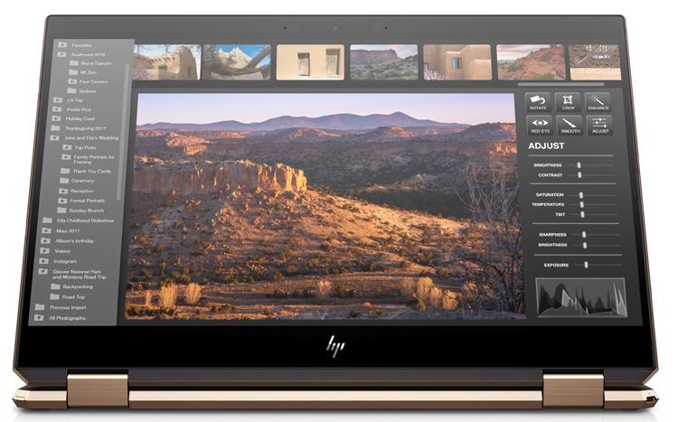 Ноутбук HP Spectre x360 15