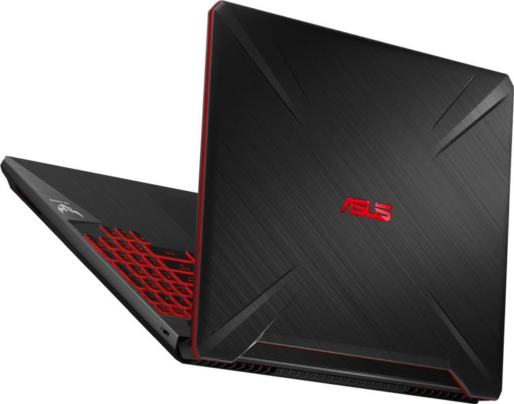 Ноутбуки ASUS TUF Gaming FX505DY и FX705DY