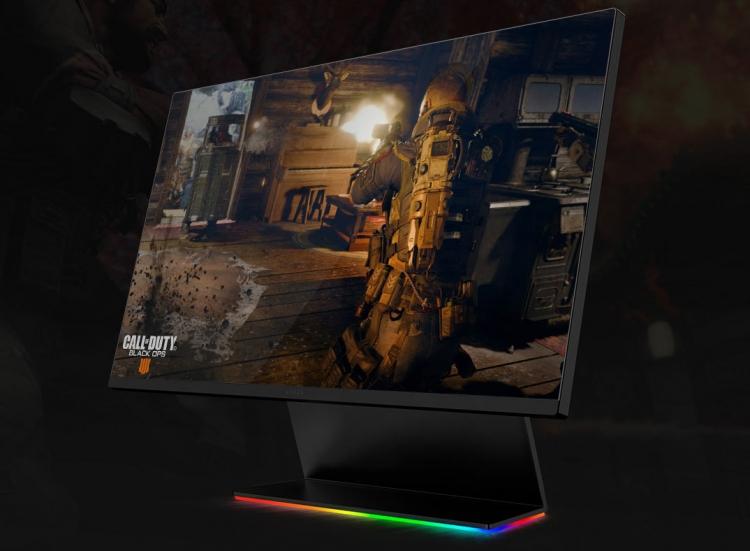 """CES 2019: Razer представила свой первый игровой монитор — 27"""" Raptor"""""""