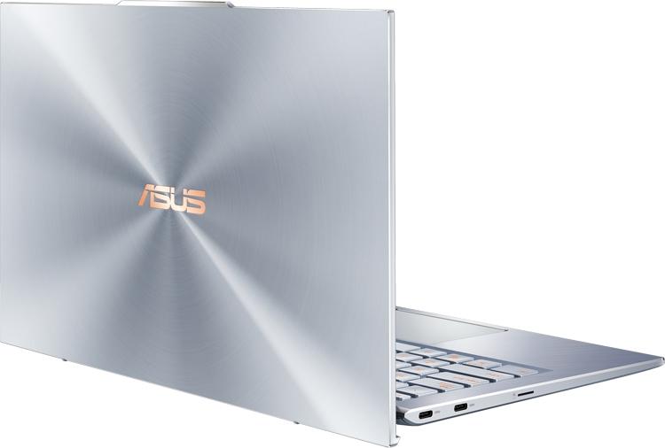 CES 2019: Ноутбук ASUS ZenBook S13 получил экран с самыми узкими в мире рамками изображение