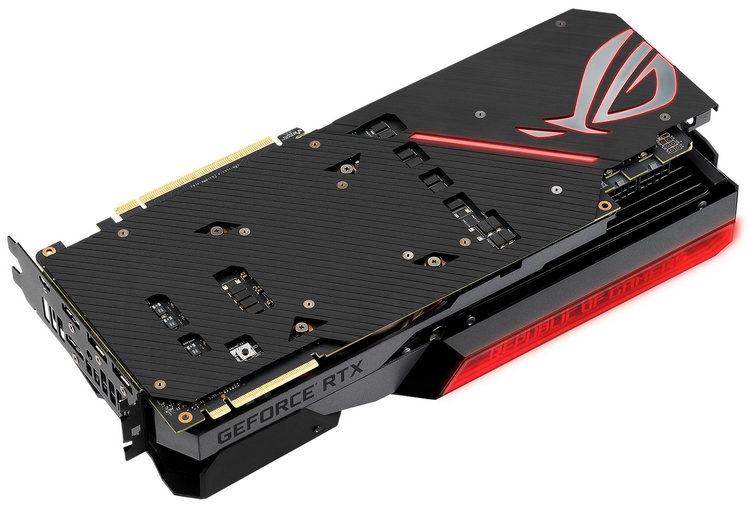 "ASUS представила флагманскую ROG Matrix GeForce RTX 2080 Ti стоимостью $1600"""