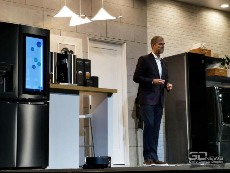 """CES 2019: Скоро LG позволит варить крафтовое пиво дома на капсульной машине HomeBrew"""""""