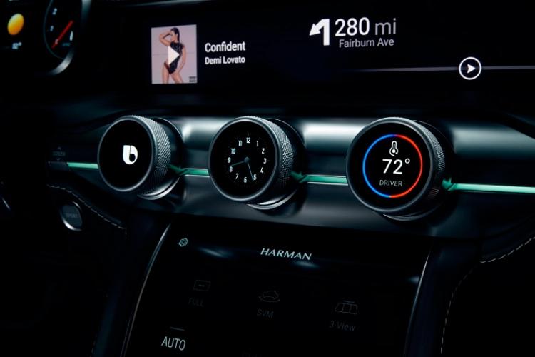 """CES 2019: обновлённая платформа Samsung Digital Cockpit позволяет контролировать автомобиль из дома"""""""