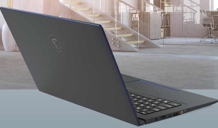 "CES 2019: Ноутбук MSI PS63 Modern подойдёт создателям контента"""