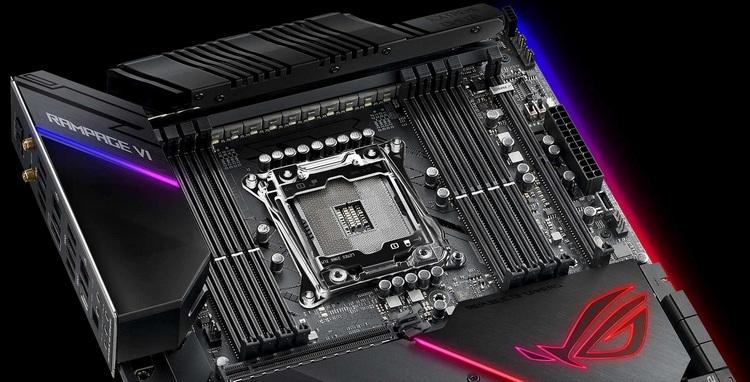 "CES 2019: ASUS представила флагманские HEDT-платы Zenith Extreme Alpha и Rampage VI Extreme Omega"""