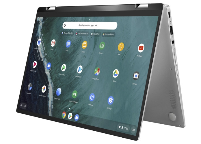 "CES 2019: ASUS Chromebook Flip C434 обещает золотую середину"""