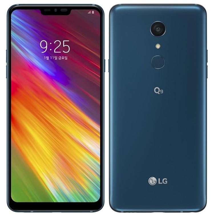 """Смартфон LG Q9 заключён в герметичный корпус повышенной прочности"""""""