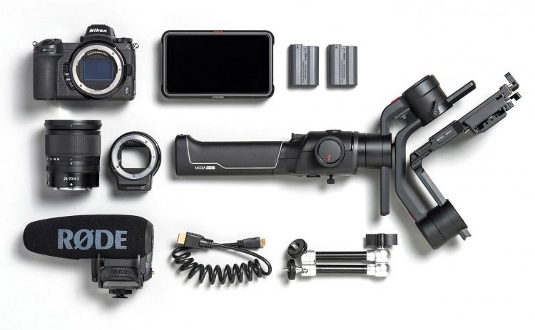 """Nikon представила «Комплект видеографа» для Z6 и сверхширокоугольный Z-объектив 14–30 мм"""""""
