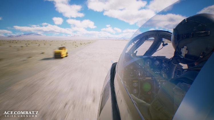 """Видео: кинематографический вступительный ролик Ace Combat 7"""""""