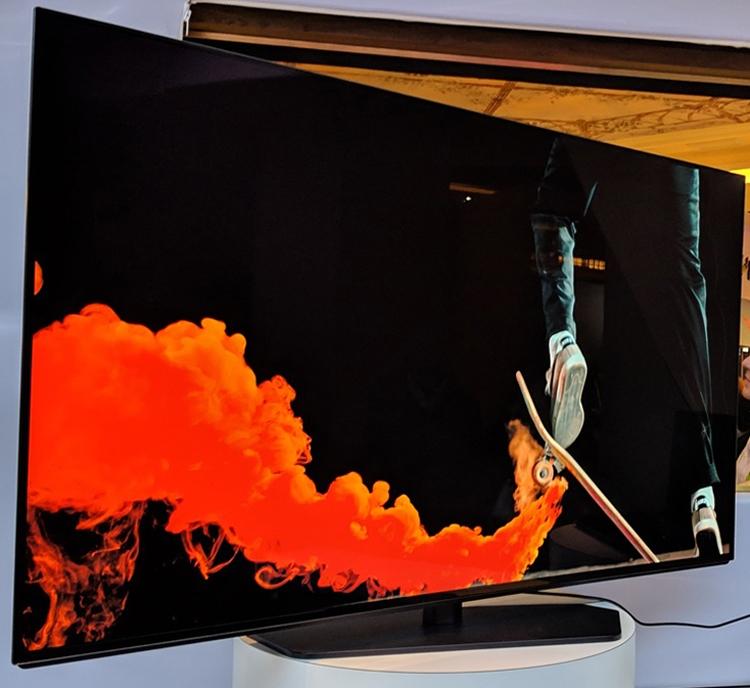 """CES 2019: Игровой OLED-монитор Alienware размером 55 дюймов"""""""