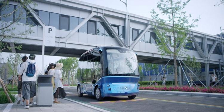 """Baidu представила платформу Apollo Enterprise для серийных робомобилей"""""""