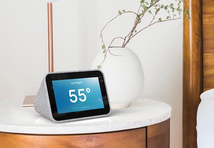 """CES 2019: «Умные» часы Lenovo Smart Clock с голосовым ассистентом"""""""