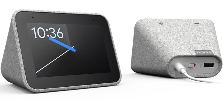«Умные» часы Lenovo Smart Clock