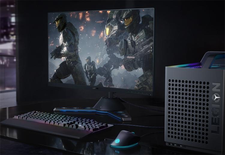 """CES 2019: Игровой монитор Lenovo Legion Y27gq с частотой обновления 240 Гц"""""""