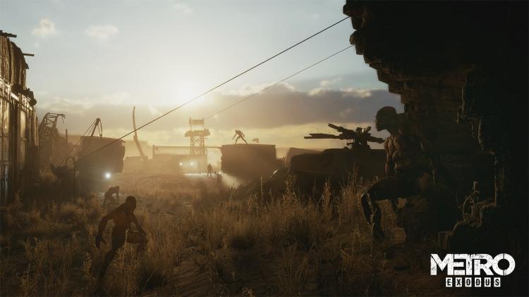 """Xbox One X получит комплект с трилогией Metro"""""""