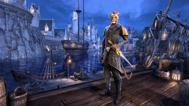 """В следующем дополнении к The Elder Scrolls Online игроки посетят родину каджитов"""""""