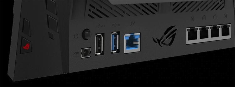 """CES 2019: Роутер ASUS ROG Rapture GT-AC2900 игрового класса"""""""
