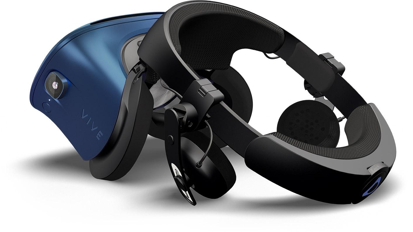 Картинки по запросу Очки виртуальной реальности VIVE Cosmos
