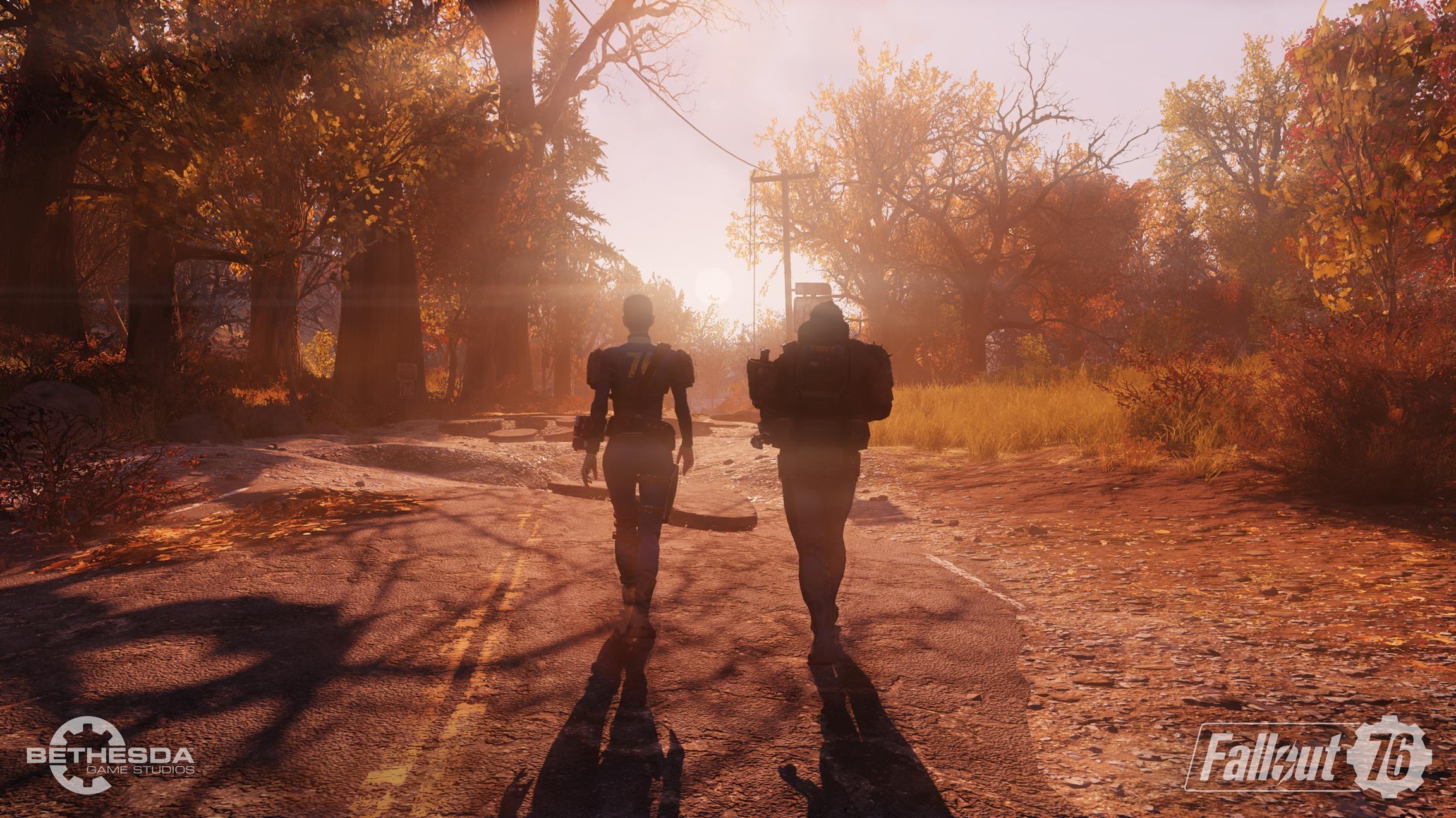 Fallout 76 до конца месяца получит два обновления