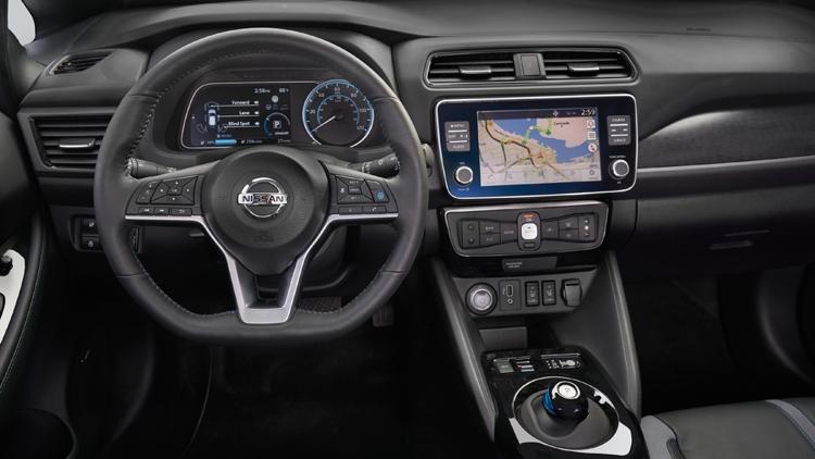 "CES 2019: Запас хода электромобиля Nissan LEAF e+ достигает 385 км"""