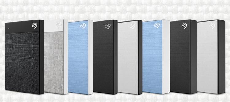 """CES 2019: Ёмкость портативных жёстких дисков Seagate Backup Plus достигает 5 Тбайт"""""""