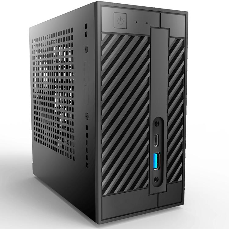ASRock DeskMini A300 — первая в мире система Mini STX на чипе AMD