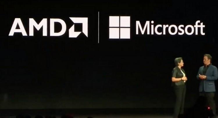 """Официально: консоль Xbox нового поколения будет основана на платформе AMD"""""""