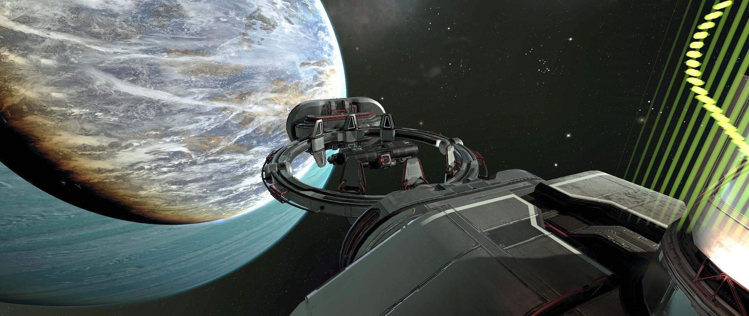 В космическом симуляторе X4: Foundations появился экспериментальный онлайн-режим
