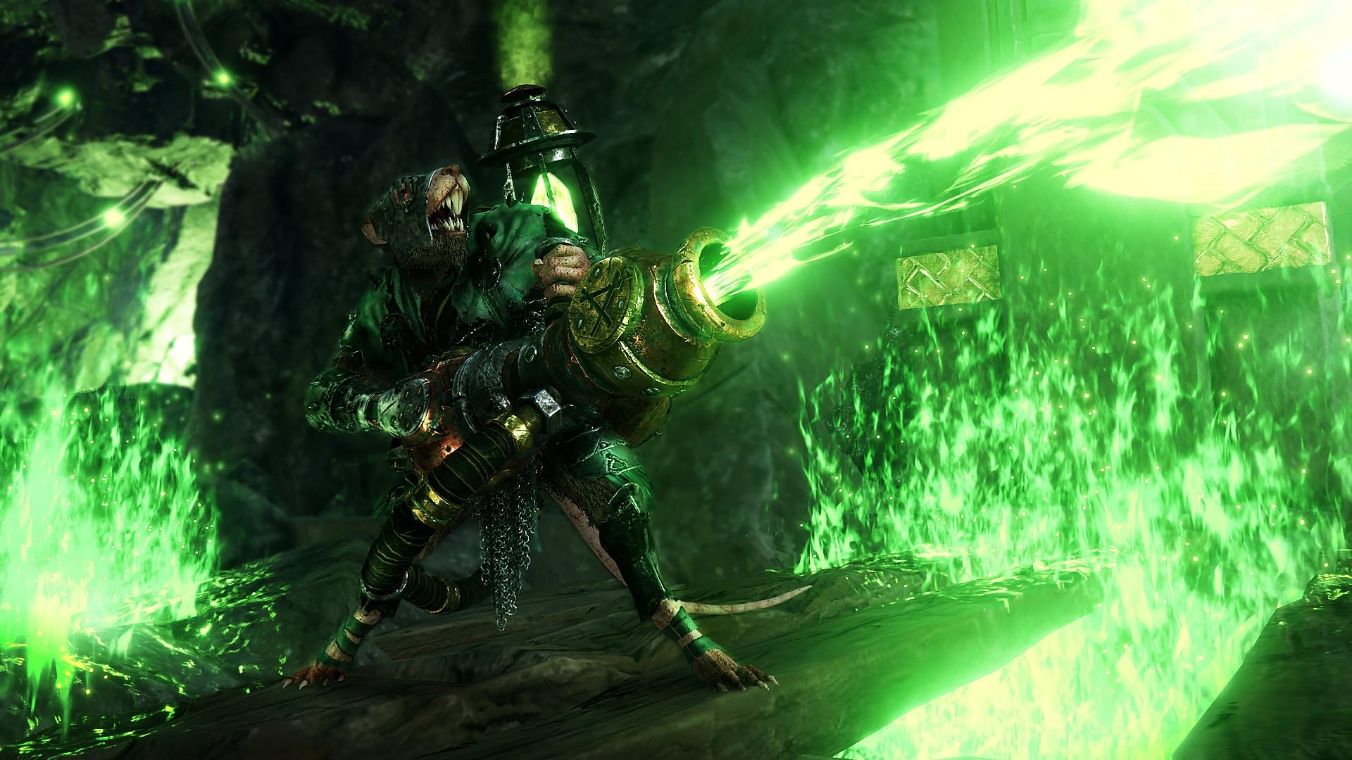 Tencent приобрела 36 % студии-разработчика Warhammer: Vermintide
