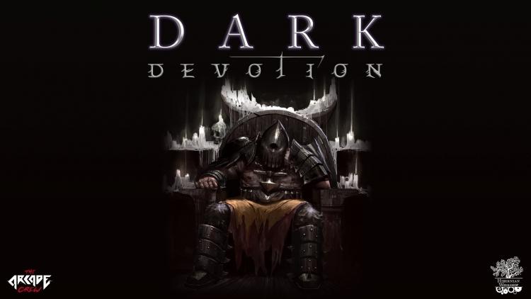 """Вера тамплиера в ролевом 2D-экшене Dark Devotion подвергнется проверке в начале 2019 года"""""""